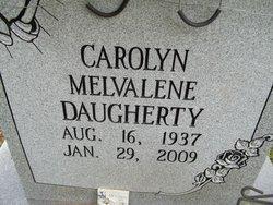 Carolyn Melvalene <i>Massengill</i> Daugherty