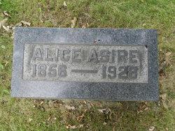 Alice <i>Lamb</i> Asire