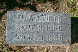 Ella A. <i>Jones</i> Eustis