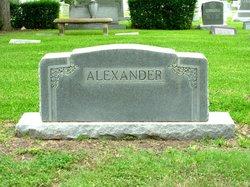Myrtle Josie <i>Blair</i> Alexander