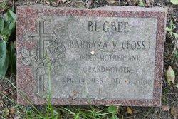 Barbara V. <i>Bugbee</i> Foss