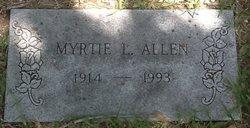 Myrtie L. Allen