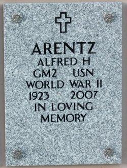 Alfred H Arentz