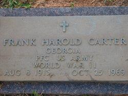 Frank H Carter