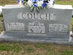 Fred J Couch