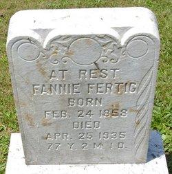 Fannie <i>Lear</i> Fertig