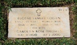 Eugene Samuel Logan
