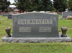 Evelyn <i>Riggsbee</i> Abernathy