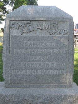 Samuel T. Adams, Jr