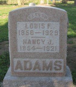 Louis Filmore Adams