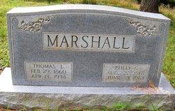 Thomas Lee Lee Marshall