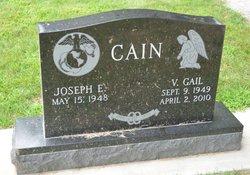 V. Gail <i>Grissom</i> Cain