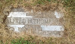 Alfred H Thompson