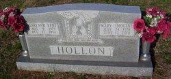 Imogene Mary <i>Whitehouse</i> Hollon