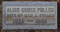 Alice <i>Cross</i> Pullen
