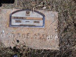Charles Monroe Arthur