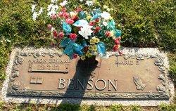 Aaron Edward Benson