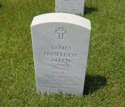 James Haselden Allen