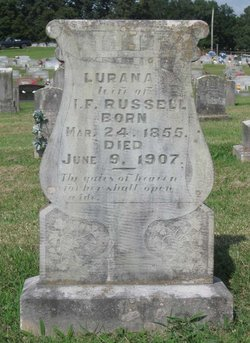 Lurana <i>Courtney</i> Russell