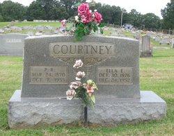 Ella E <i>McBride</i> Courtney