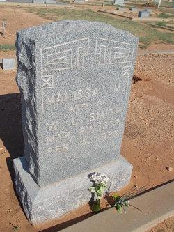 Malissa Melvina Conway <i>Kirkland</i> Smith