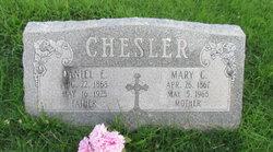 Daniel E Chesler