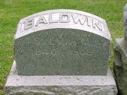 Sylvia M Baldwin