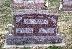 Dorman W Richardson