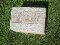 Philip Landis Barron