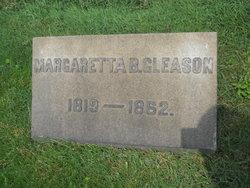 Margaretta B. Gleason