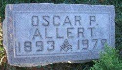 Oscar P Allert