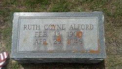 Ruth <i>Coyne</i> Alford
