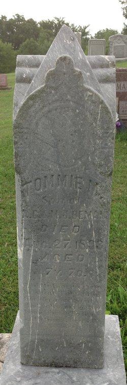 Thomas Milton Tommy Beman