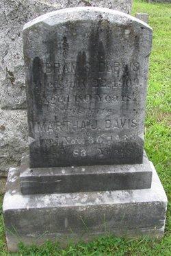 Martha J. <i>Davis</i> DuBois