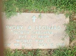 Ivory Austin Leonard