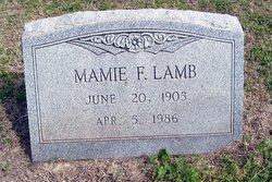 Mamie Lamb