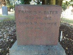 Francis H. Frank Bates
