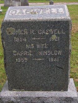 Carrie <i>Winslow</i> Caswell