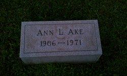Ann L. Ake