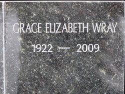 Grace Elizabeth Wray