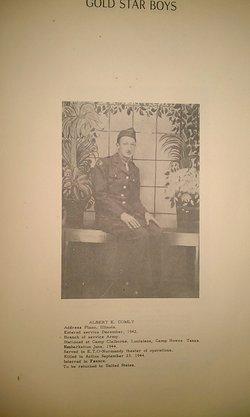 PFC Albert Edwin Comly