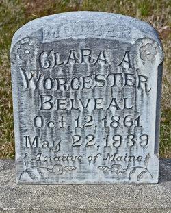 Clara Worcester Belveal