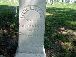 Lewis E. Zerby