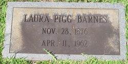 Laura Julia <i>Pigg</i> Barnes