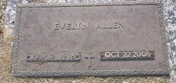 Ruth Evelyn <i>Wilt</i> Allen