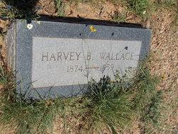 Harvey B Wallace
