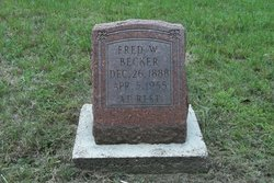 Fred William Becker