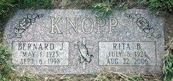 Rita Bernice <i>Smith</i> Knopp