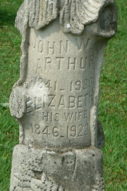 Elizabeth <i>Scott</i> Arthur