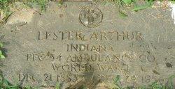 Lester Arthur